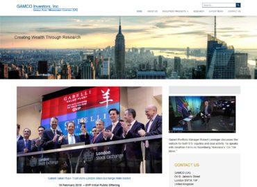 GAMCO Investors, Inc