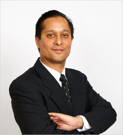Mr. Raj Ramdya - CEO